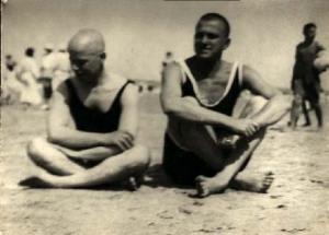 Opoyaz on the beach